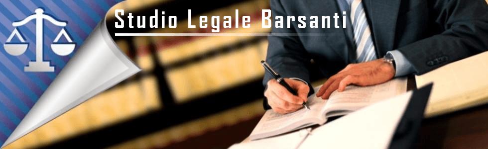 Avvocati - Studio Legale Barsanti - Livorno (LI)