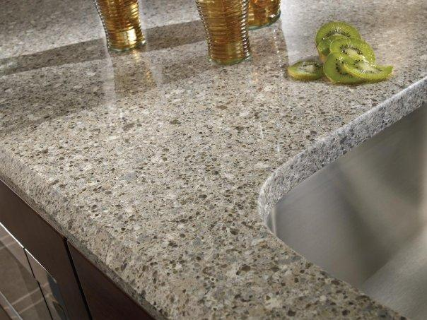 Silestone countertops granite countertops charlotte nc for Happy floors valencia grey