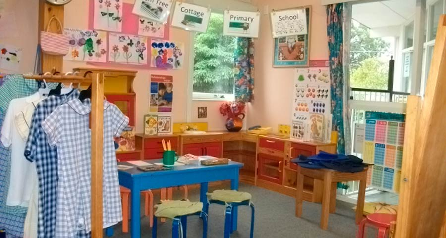 gum tree cottage class room