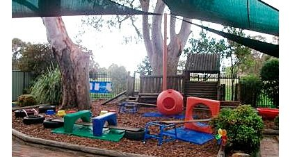 outdoor play gum tree cottage