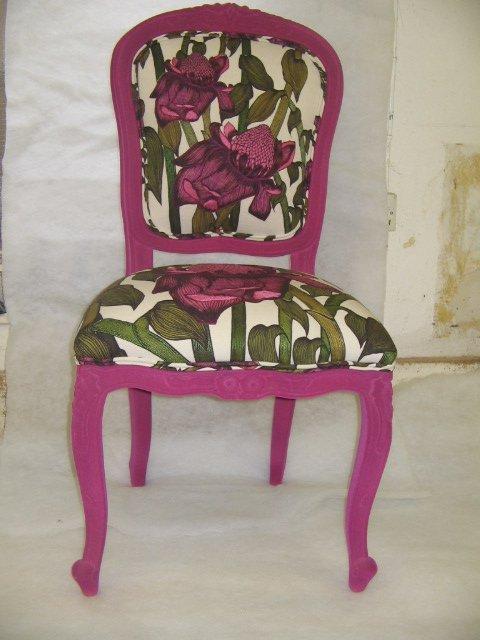 Re-webbing - Chatteris - CA & NC Pedlar Upholstery - newly refurbished chair
