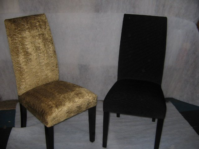 Foam cushions - Cambridge - CA & NC Pedlar Upholstery - chairs