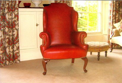 Furniture repairs  - Chatteris - CA and NC Pedlar Upholstery - newly restored chair