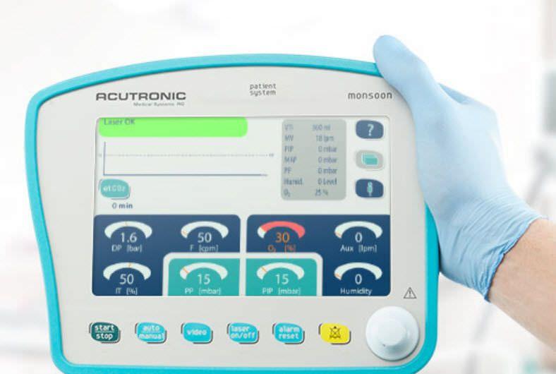 Monsoon Jet Ventilator Iii Medical Equipment Sales And