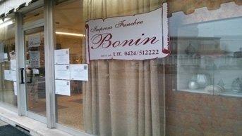 Onoranze funebri Bonin