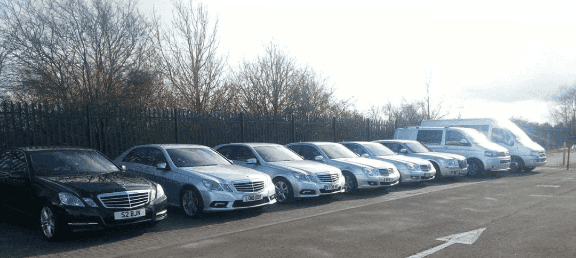 Car Hire And Wedding Transport By Bjn Executive Cars