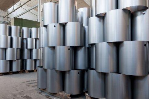 produzioni metalliche, lamiere di ferro, saldatura metalli