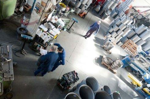 lavorazione lamiere, lavorazione acciaio, officina metalli