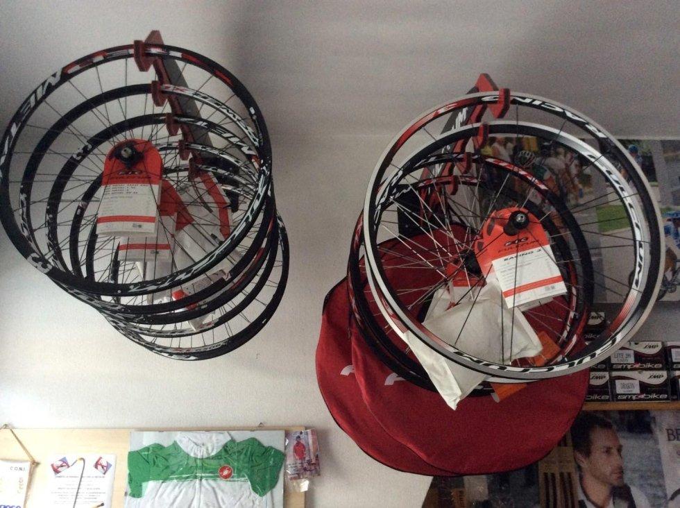 cerchi per biciclette