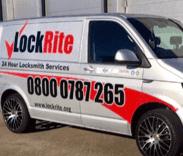 Lockrite company minibus