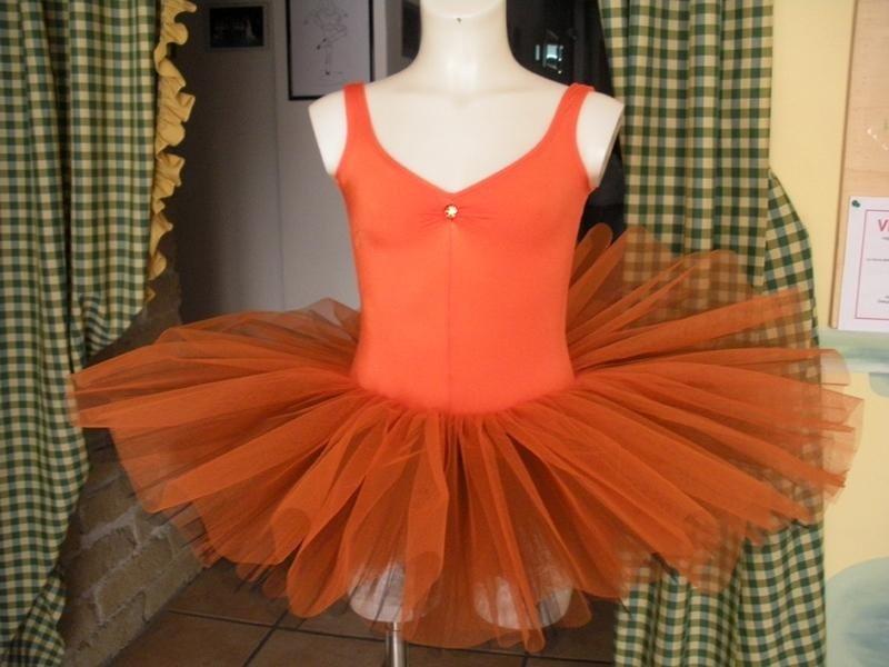capo ballo arancio