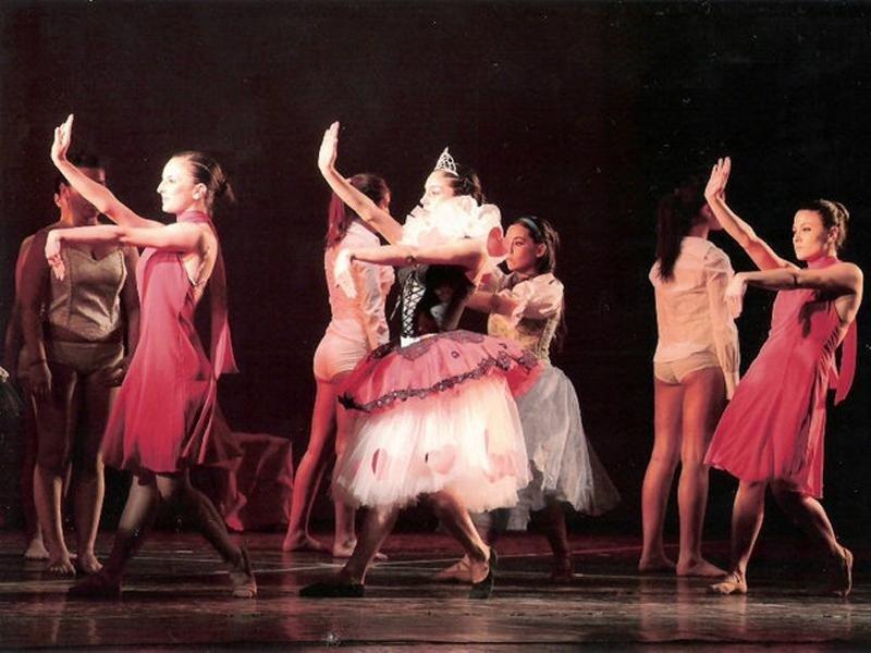 corsi danza gruppi