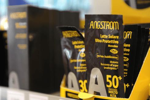 In vendita anche tutti i prodotti della linea Angstrom.
