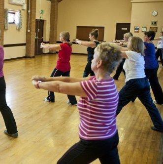 Swiss Ball classes lincoln