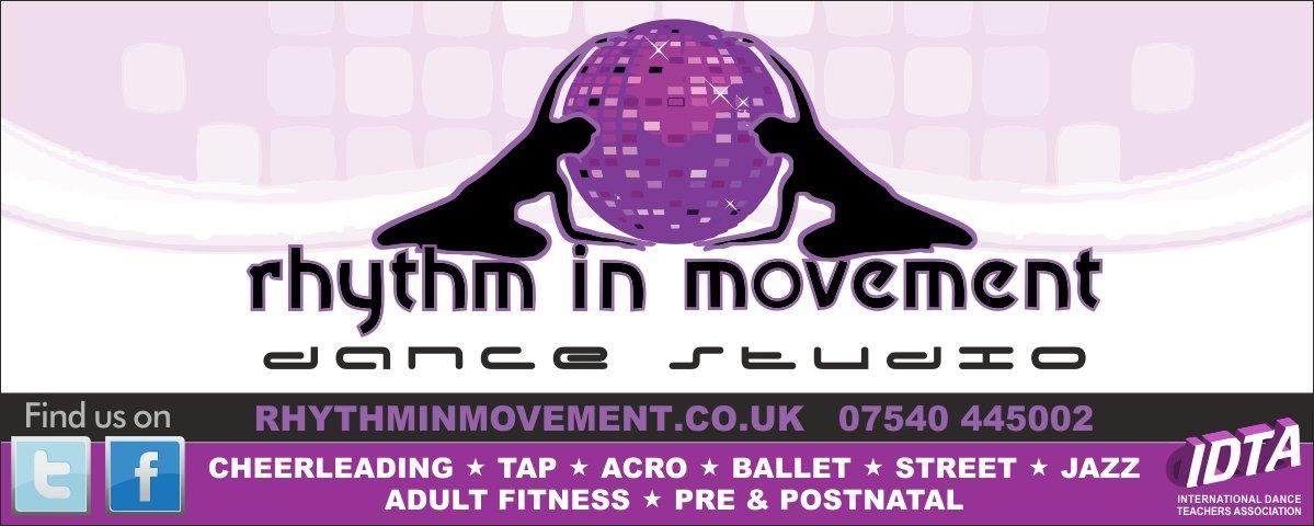Rhythm in Movement Dance Studio Lincoln UK