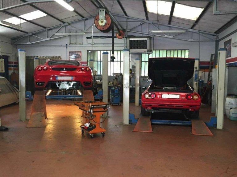 riparazioni auto tutte le marche