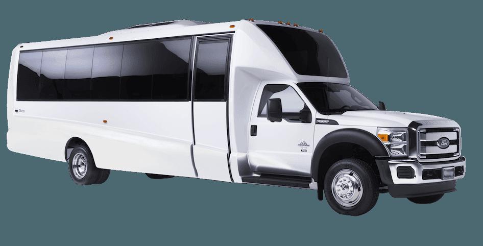 Shuttle Bus Los Angeles 20 22 Passenger Shuttle Bus Rental