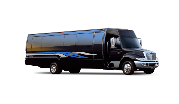 Party Bus Los Angeles 32 34 Passenger Limo Bus Rental