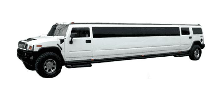 white hummer limo rental LA