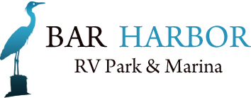 Bar Harbor RV Park & Marina Logo