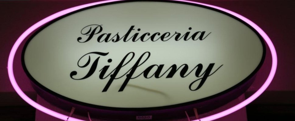 pasticceria Tiffany