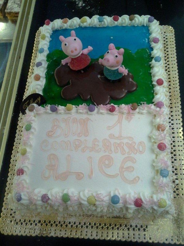 Torte di compleanno decorate