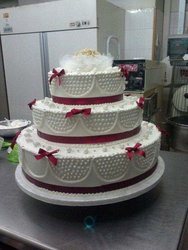Torte per Anniversario di Matrimonio