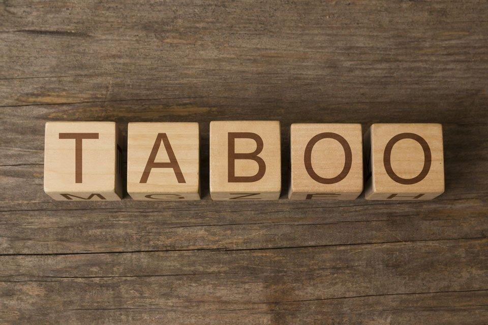 Taboo vs. Taste