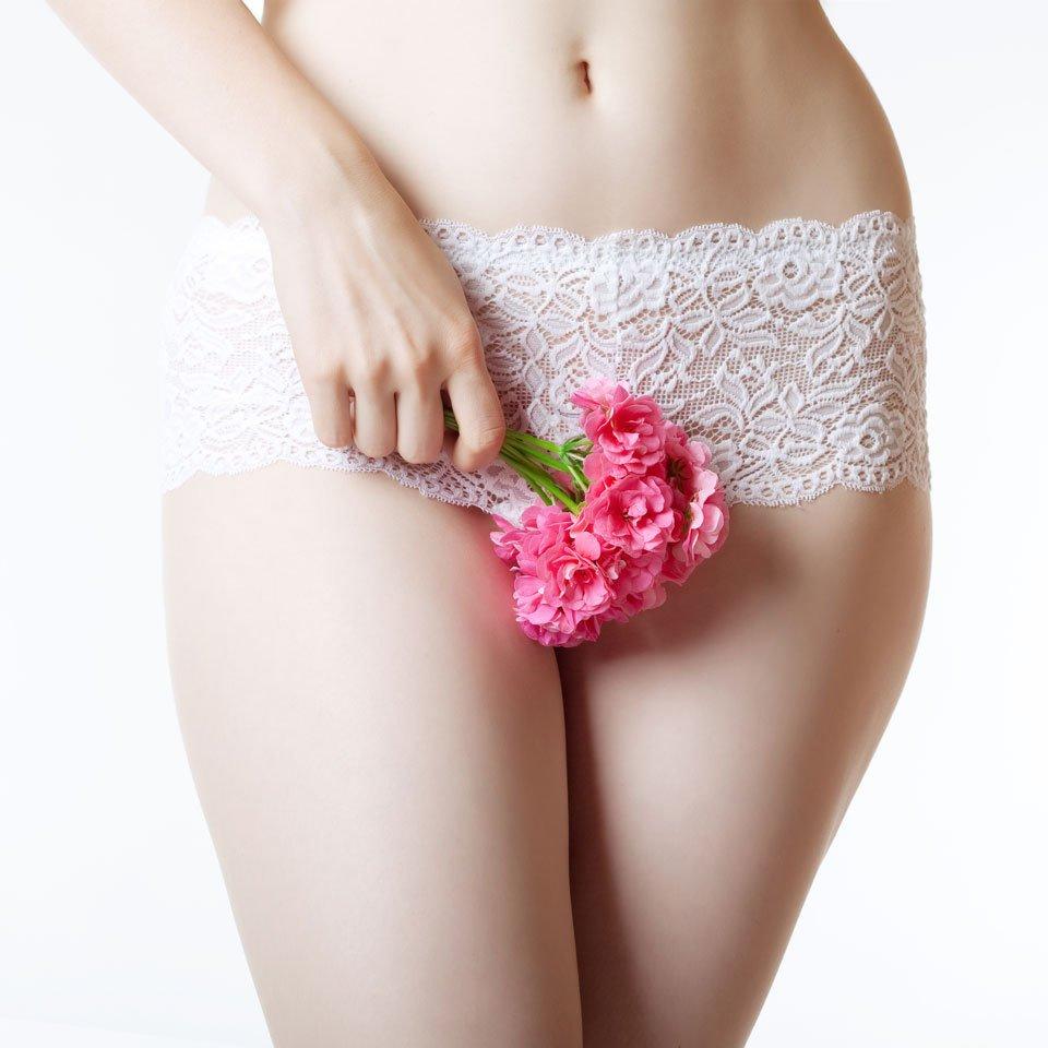 Woman abdomen