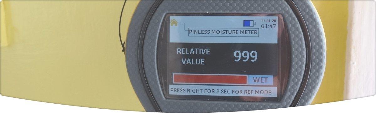 Structural survey meter