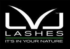LVJ Lashes logo