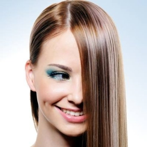 capelli lisci