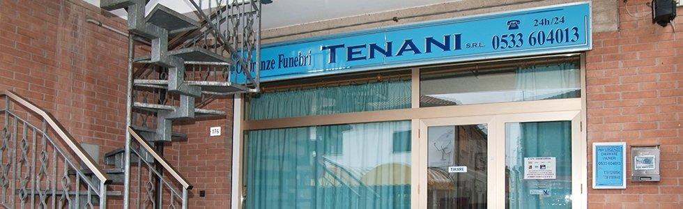Impresa funebre Tenani
