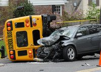 School Bus Accident Lawyers in VT & NH