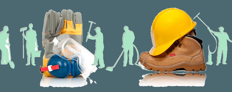 fornitura articoli e attrezzature per la sicurezza sul lavoro