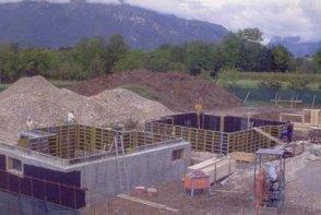 Casseforme per edilizia