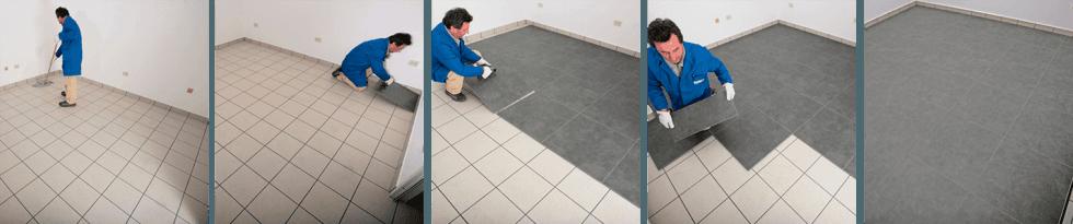 installazione pavimento sopraelevato