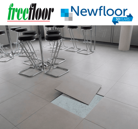 newfloor pavimenti sopraelevati