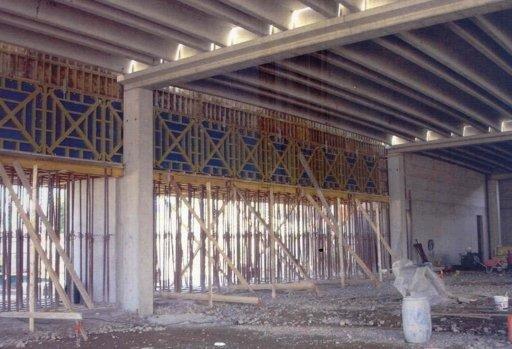 Casseforme per edilizia pannelli speciali