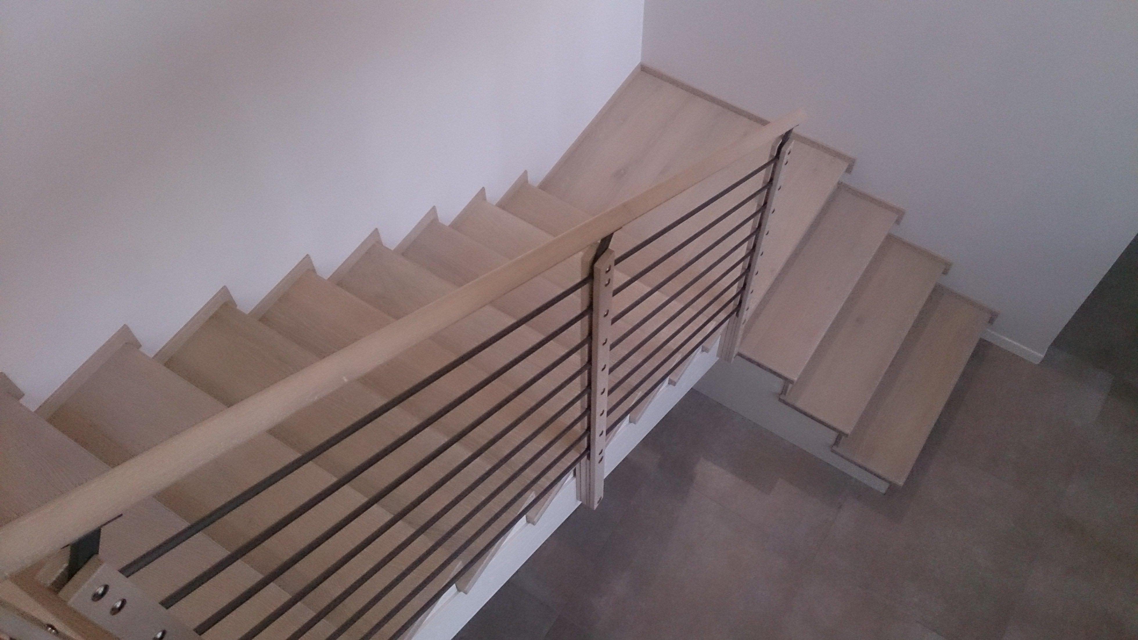 scala vista dall'alto - scale e scale - Fontaniva
