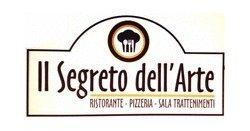 PIZZERIA RISTORANTE IL SEGRETO DELL'ARTE logo