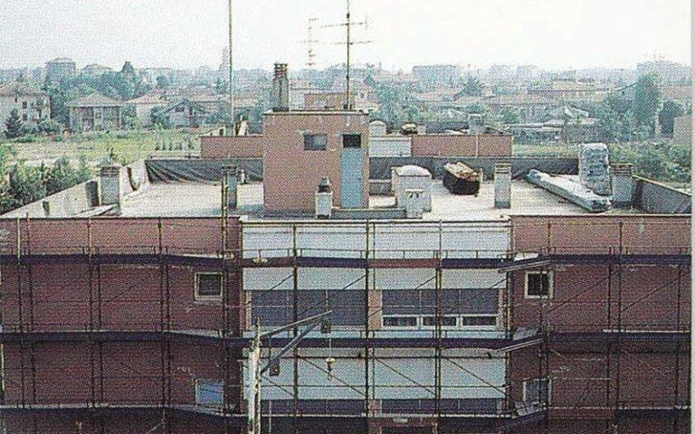 tetti piani