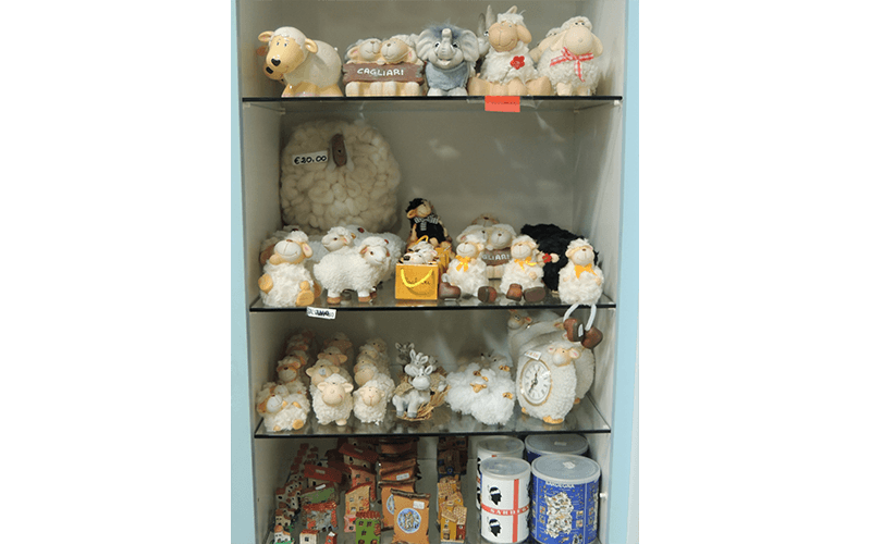 Sardinian handicrafts