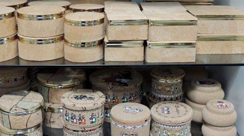 Sardinian cork souvenir