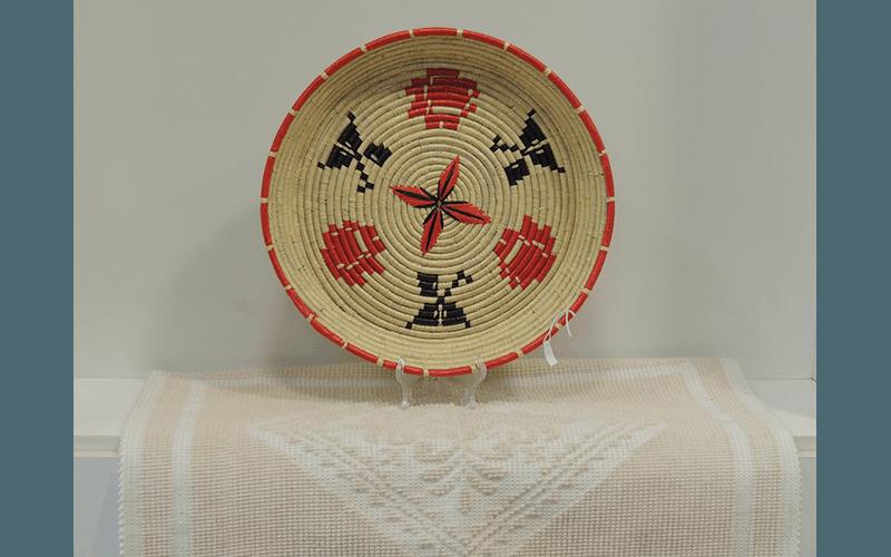 Sardinian baskets