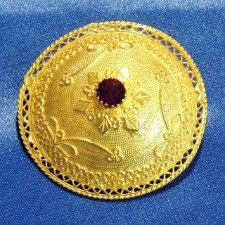 Bottone Sardo in Oro