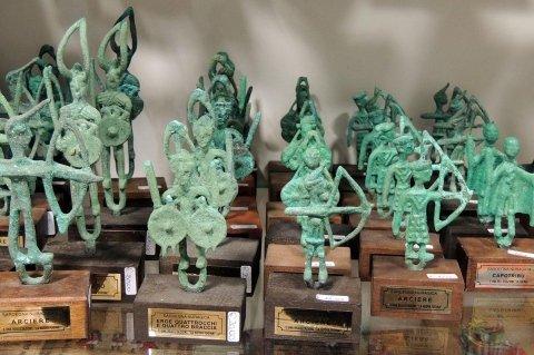 Sardinian bronzes