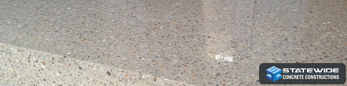 statewide concrete construction polished concrete edge