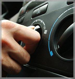 Automotive air conditioning repairs in Miami