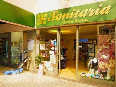 negozio articoli sanitari
